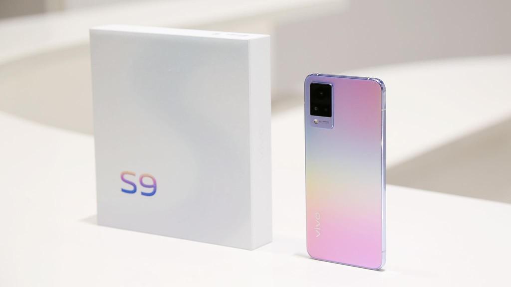 vivo S9 ra mắt: chip Dimensity 1100 đầu tiên, màn hình 90Hz, giá từ 463 USD ảnh 1