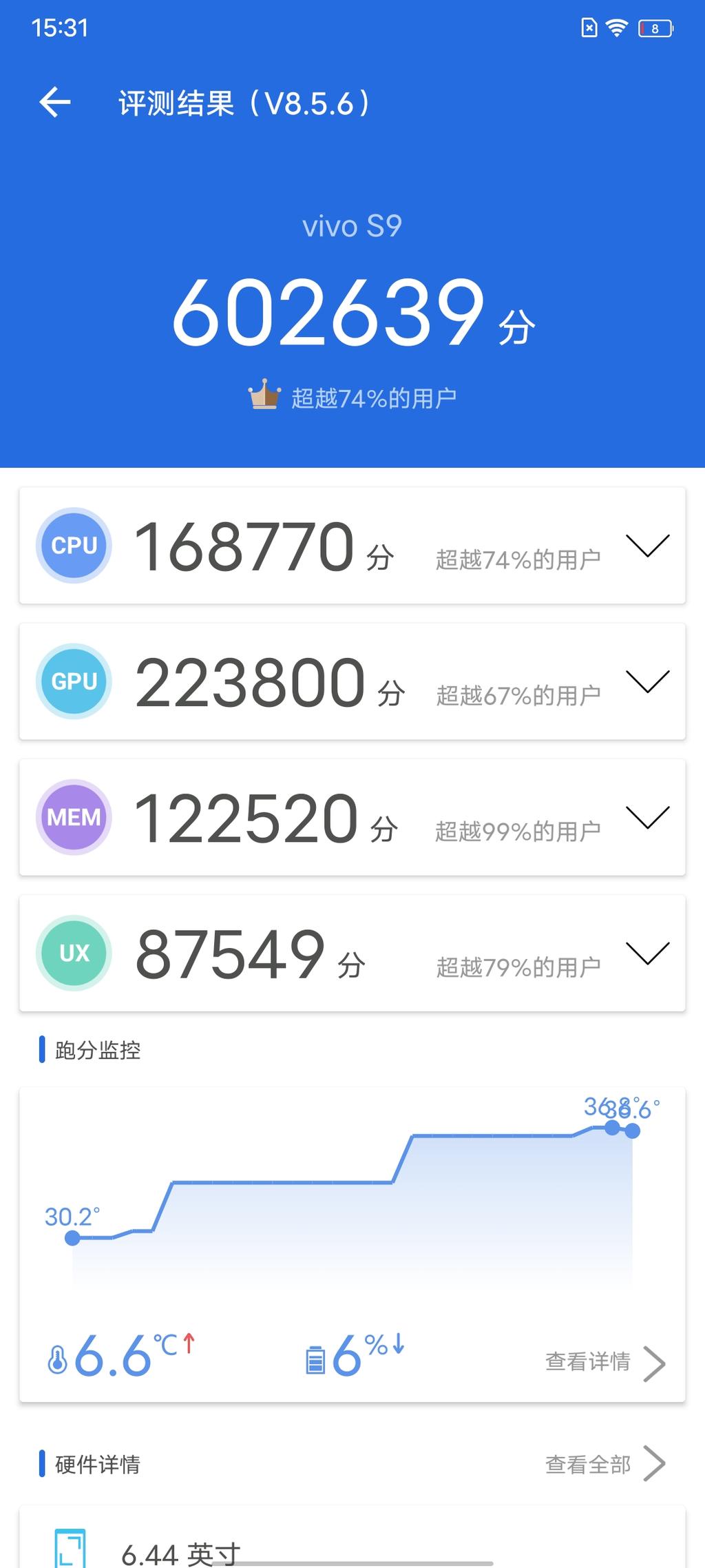 vivo S9 ra mắt: chip Dimensity 1100 đầu tiên, màn hình 90Hz, giá từ 463 USD ảnh 4