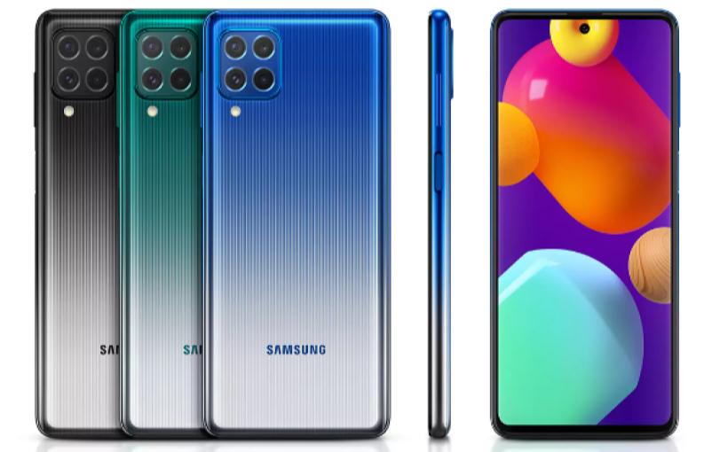 Samsung Galaxy M62 ra mắt: Galaxy F62 đổi tên, pin 7.000mAh, chip Exynos 9825, giá 493 USD ảnh 1