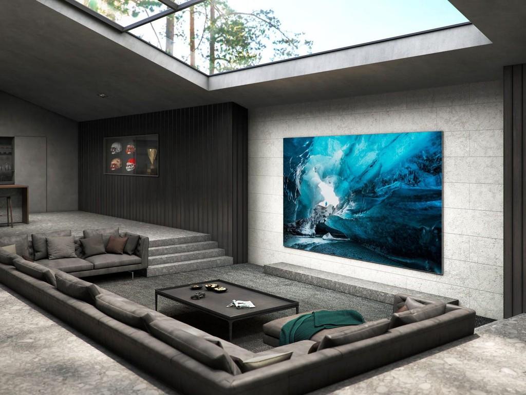 TV Micro LED mới tuyệt đẹp của Samsung có thể là tương lai của TV ảnh 1