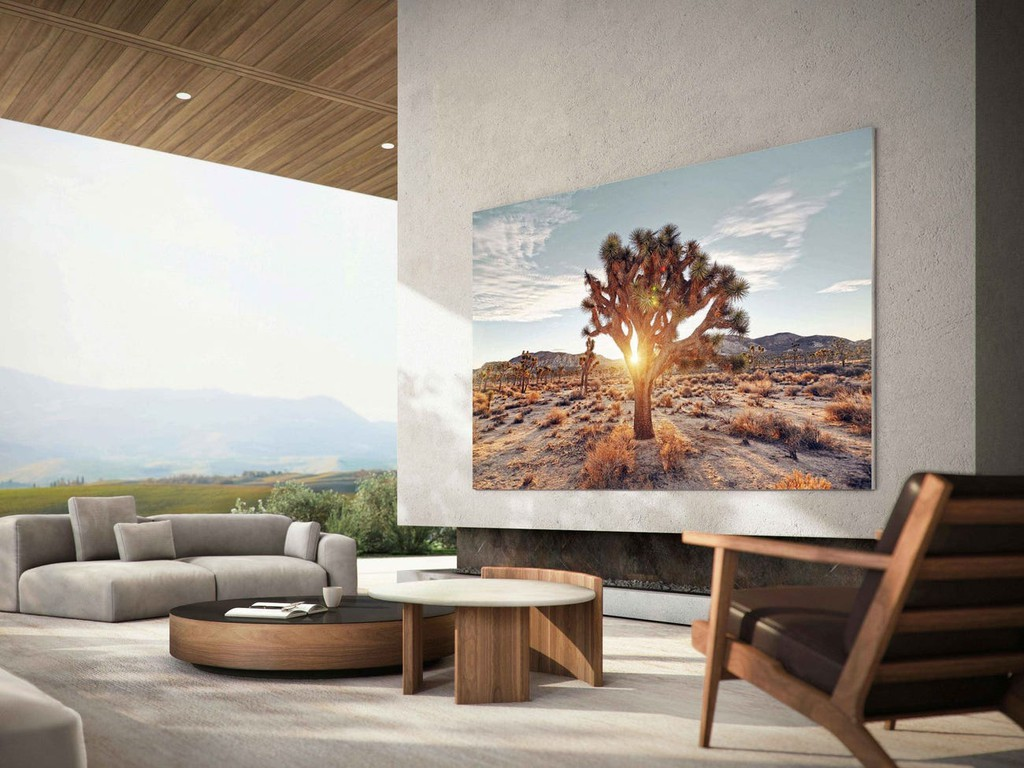 TV Micro LED mới tuyệt đẹp của Samsung có thể là tương lai của TV ảnh 3