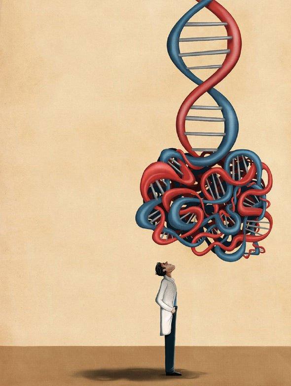 Liệu chúng ta có thể tìm ra các gene cụ thể gây ra những tổn hại trong phần sau cuộc đời của mình và tắt chúng đi?