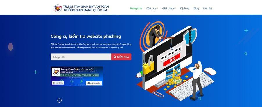 Loạt giải pháp hỗ trợ cơ quan, tổ chức, người dùng giao dịch online an toàn   4 công cụ miễn phí giúp tổ chức, người dùng giao dịch trực tuyến an toàn