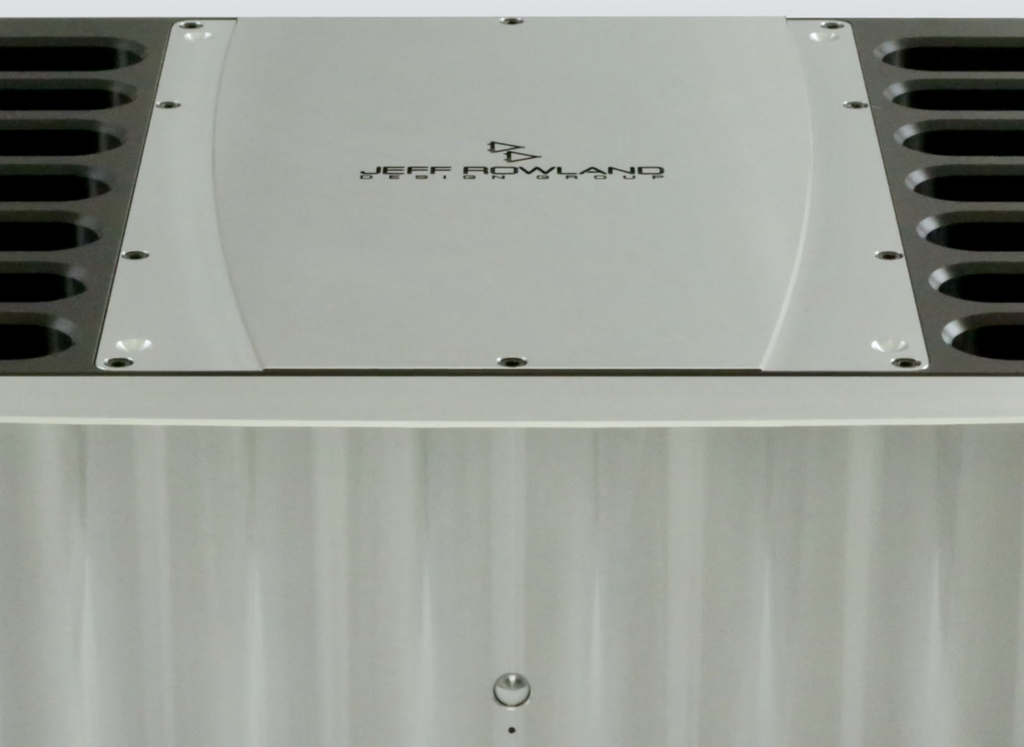 Jeff Rowland Model 735, nút nguồn mới, nâng cấp biến áp, chống nhiễu tinh vi ảnh 5