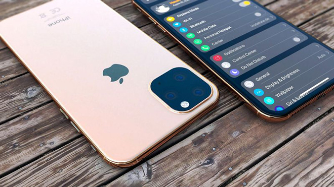 hot: iphone 2019 co bo nho trong khoi diem gap doi tien nhiem hinh anh 1