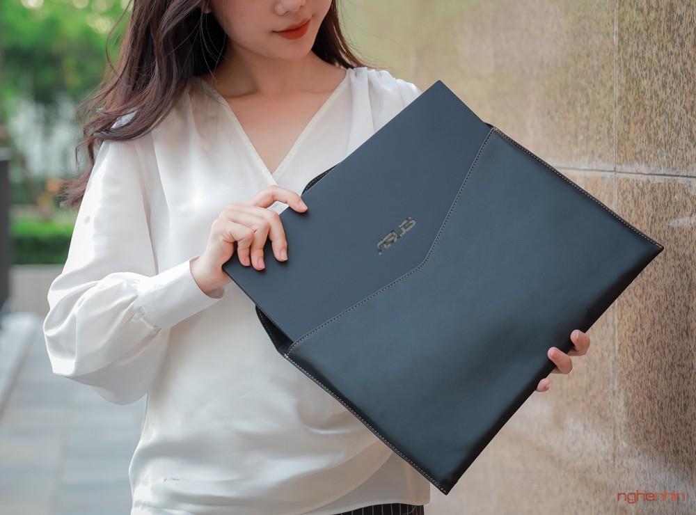 Trên tay laptop doanh nhân ASUS ExpertBook B9: siêu nhẹ, mạnh mẽ, bền bỉ, giá 50 triệu  ảnh 1