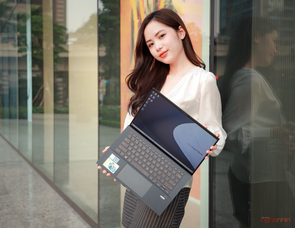 Trên tay laptop doanh nhân ASUS ExpertBook B9: siêu nhẹ, mạnh mẽ, bền bỉ, giá 50 triệu  ảnh 6