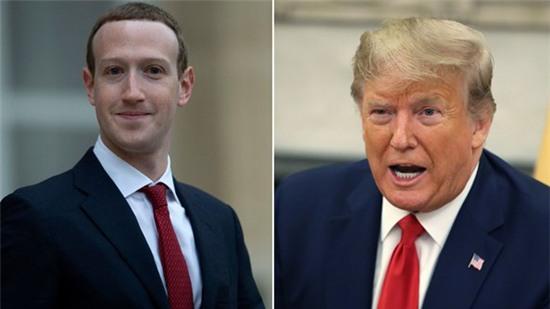 Zuckerberg: Mạng xã hội không nên kiểm tra bài đăng của ông Trump