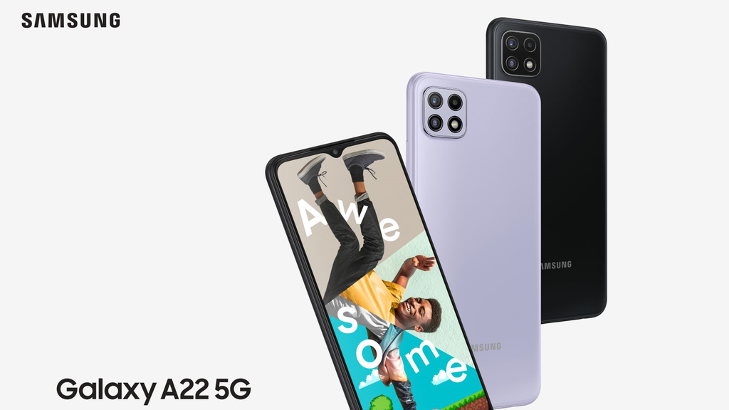 Galaxy A22 và A22 5G ra mắt: nhanh hơn, màn hình mượt hơn ảnh 3