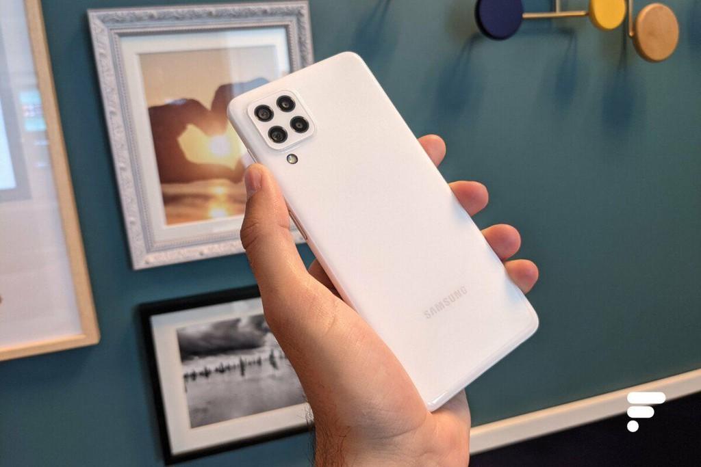 Galaxy A22 và A22 5G ra mắt: nhanh hơn, màn hình mượt hơn ảnh 4