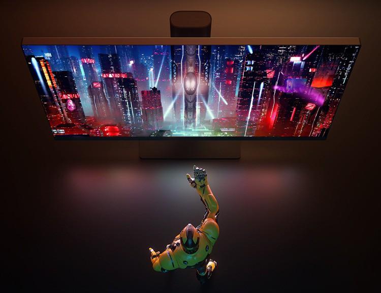 Xiaomi ra mắt màn hình chơi game Mi Fast 24,5 inch 165Hz, hỗ trợ NVIDIA G-SYNC ảnh 3