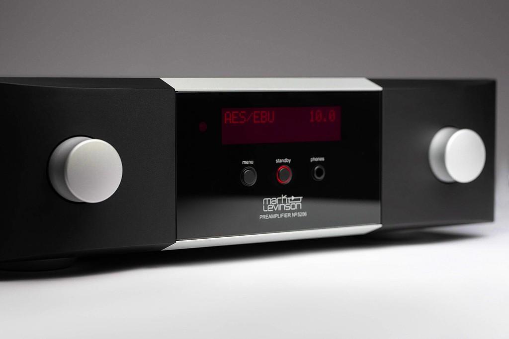 Preamp Dual Mono Mark Levinson No.5206 - Trải nghiệm âm thanh như những màn trình diễn trực tiếp ảnh 1