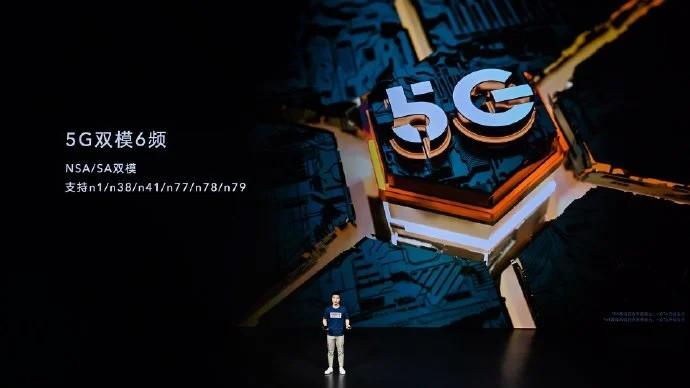 Honor X10 Max 5G ra mắt: màn hình 7 inch, chip MediaTekDimensity 800 ảnh 3