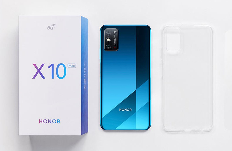 Honor X10 Max 5G ra mắt: màn hình 7 inch, chip MediaTekDimensity 800 ảnh 4
