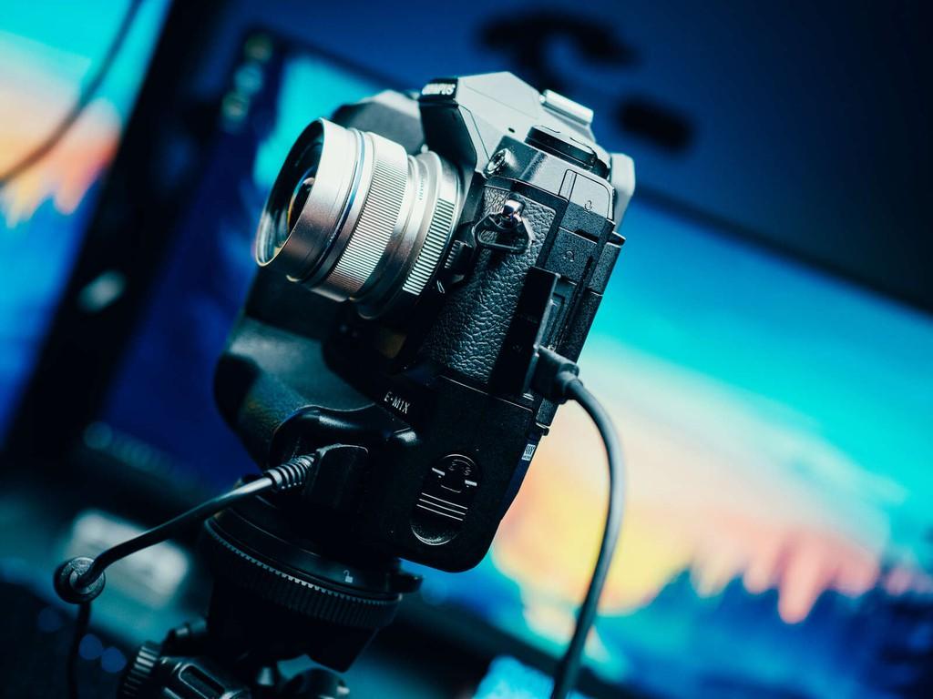 Olympus tung ra ứng dụng biến máy ảnh thành webcam ảnh 2