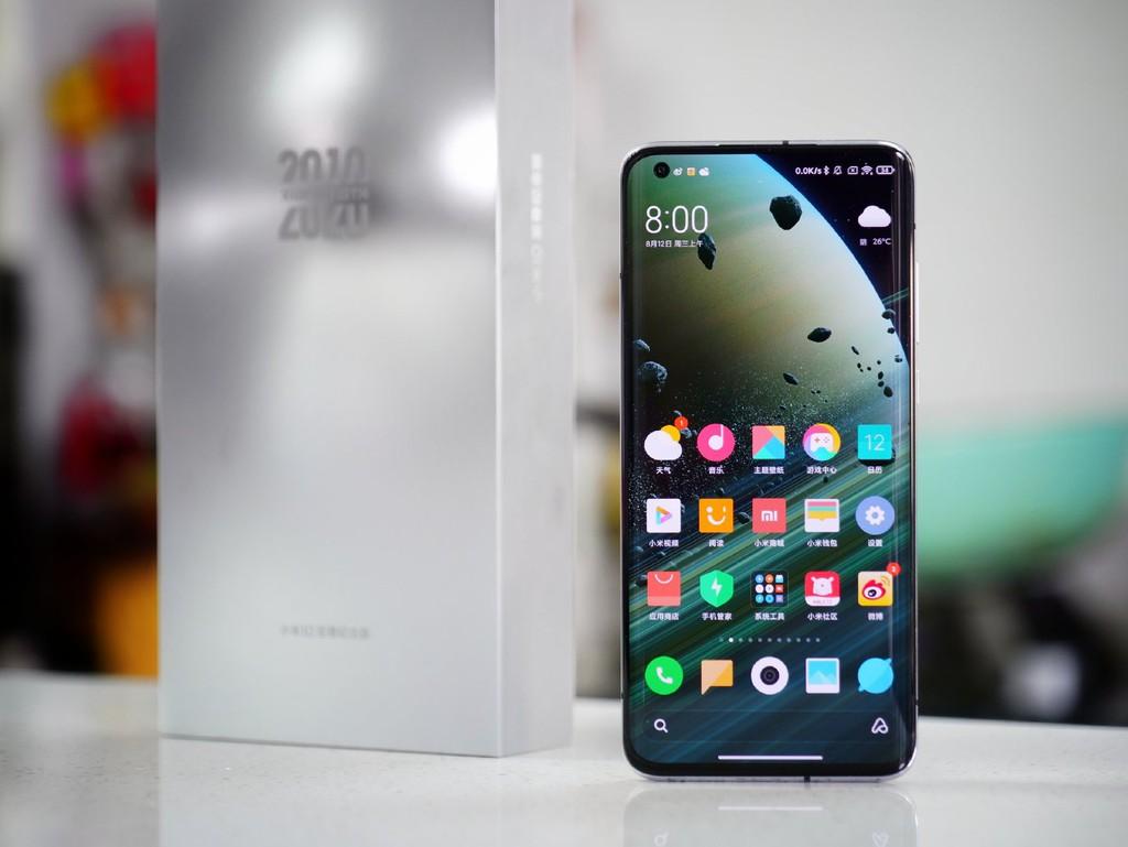 Top 10 smartphone mạnh nhất tháng 8/2020: Ngôi đầu đổi chủ ngoạn mục ảnh 1