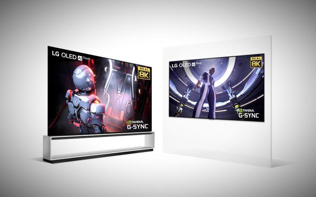 Chơi game trên TV OLED 8K hỗ trợ Nvidia GeForce RTX 3000 sẽ thế nào? ảnh 1