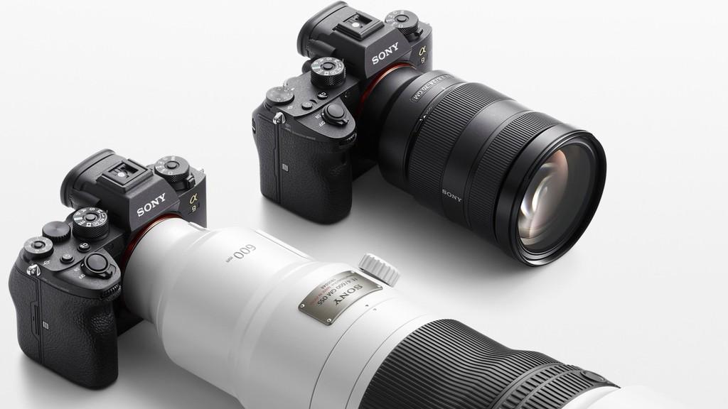 Sony A9 II ra mắt: nâng cấp không nhiều, chủ yếu về kết nối ảnh 1