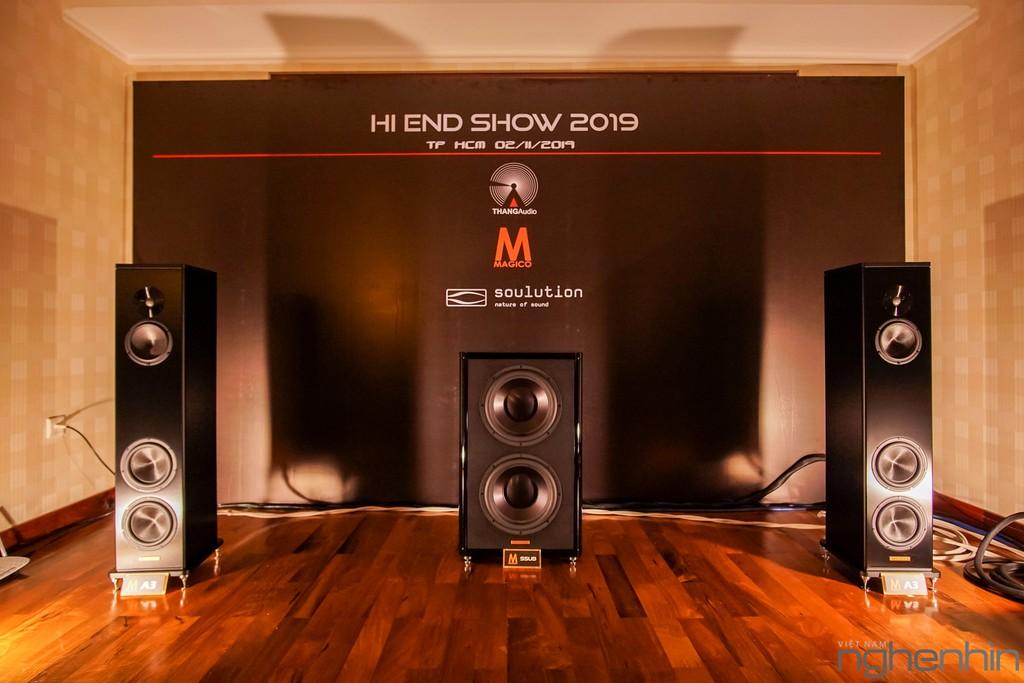 Siêu loa hàng đầu thế giới góp mặt tại Hi-end Show 2019 ảnh 8