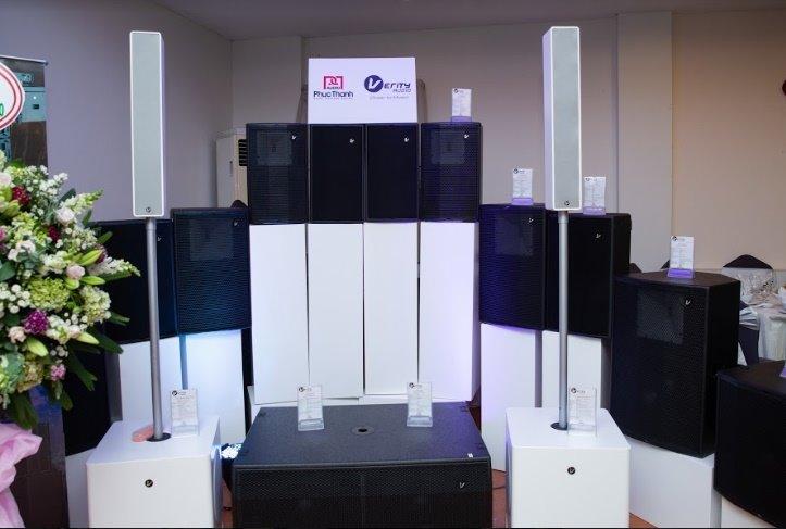 Phúc Thanh Audio phân phối độc quyền thương hiệu Verity Audio của Pháp