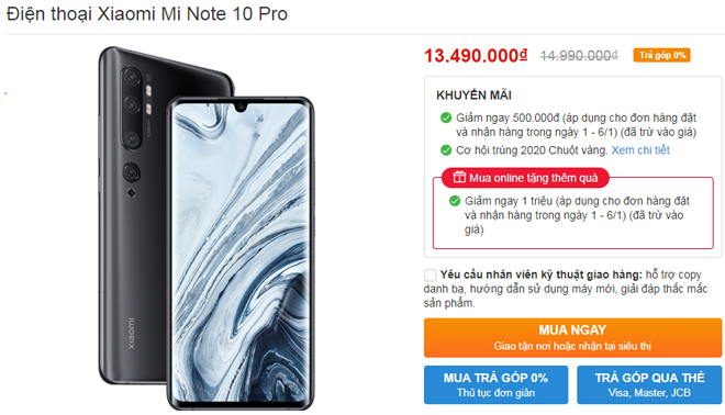 top smartphone android giam gia manh nhat, galaxy s10+ 512gb giam 10 trieu hinh anh 5