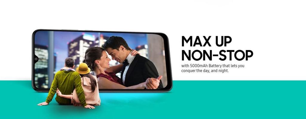 Samsung Galaxy M02s giá rẻ ra mắt ngày 7/1  ảnh 3
