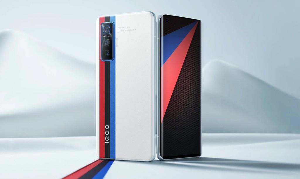 Vivo iQOO 7 có màn hình cảm ứng lực siêu độc đáo khi chơi game ảnh 2