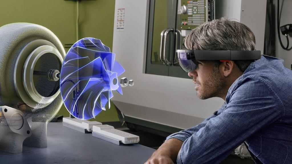 """HoloLens 2 – Chiếc tai nghe kiêm kính thực tế ảo """"sang chảnh"""" của Microsoft ảnh 4"""