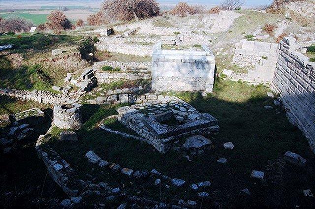 Thành Troy đã vĩnh viễn biến mất vào thế kỷ thứ 13.