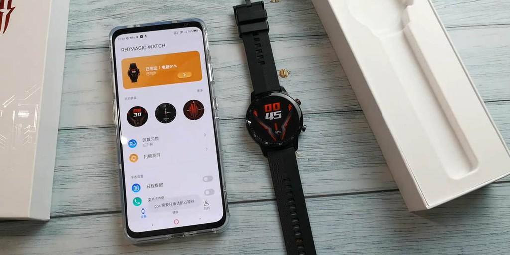 Red Magic Watch ra mắt: nhiều tính năng, giá từ 93 USD ảnh 3