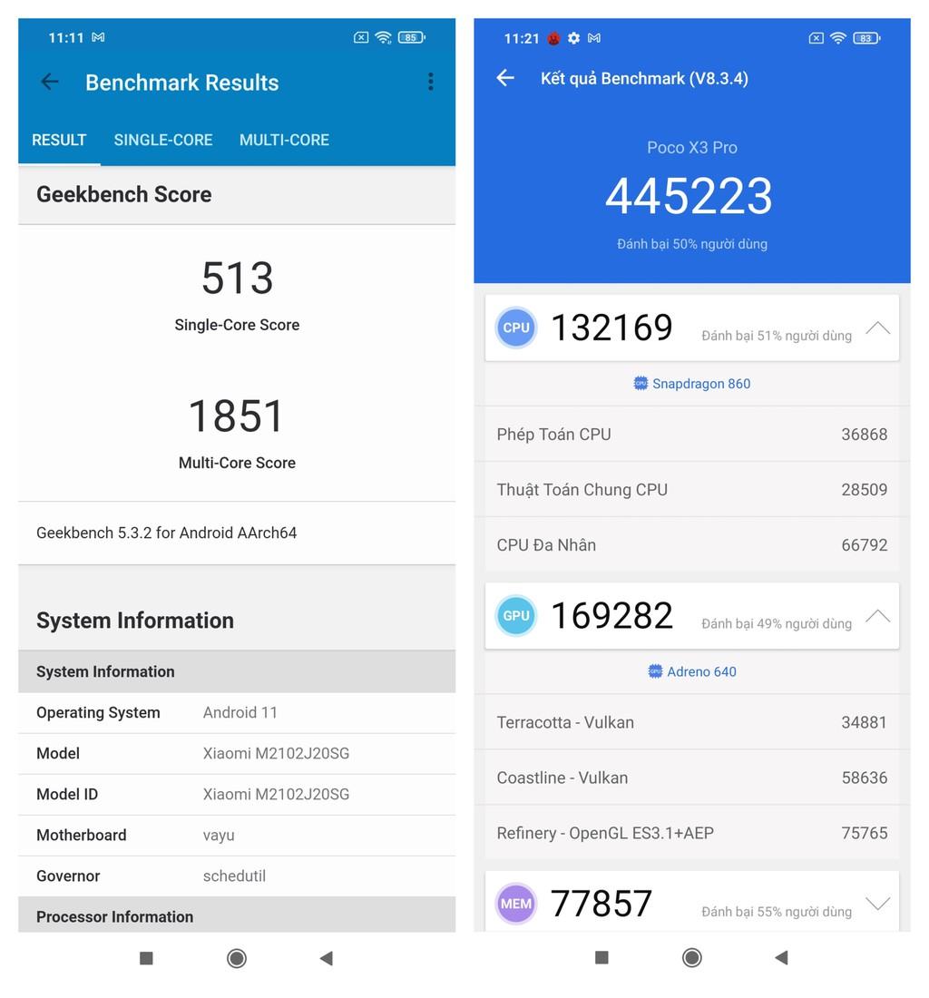 Đánh giá gaming phone POCO X3 Pro: hiệu năng vô đối trong phân khúc ảnh 3