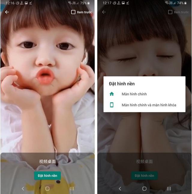 Thủ thuật biến video thành hình nền để smartphone trở nên sinh động - 2