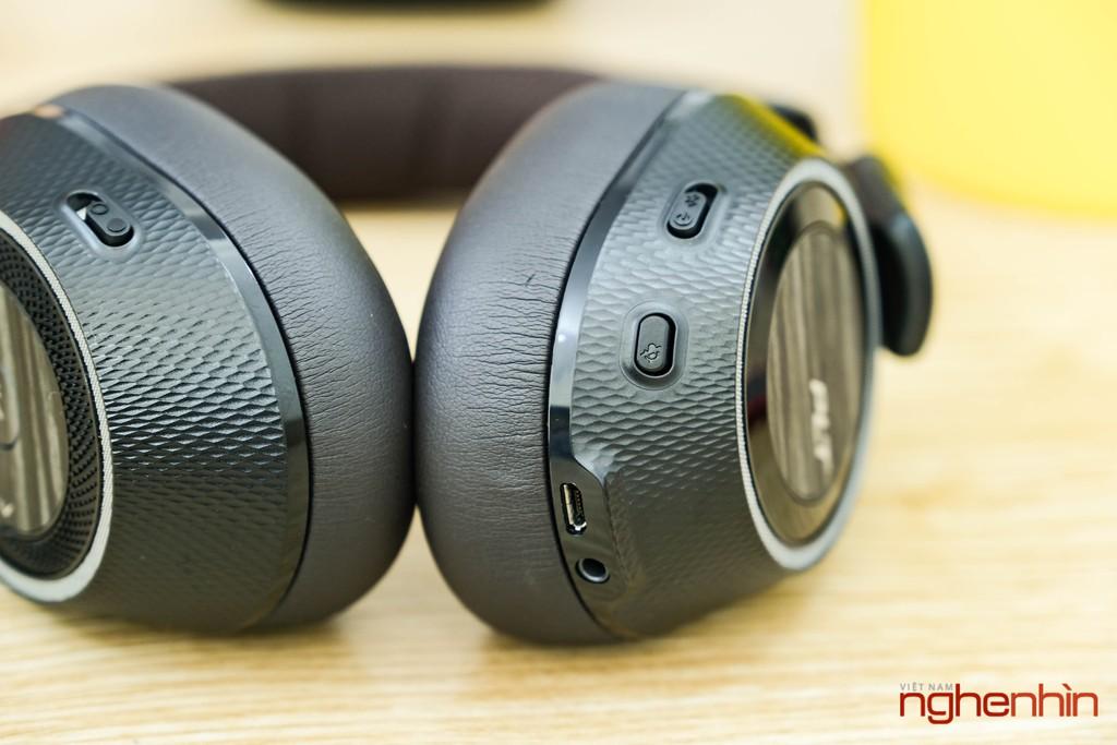 Trải nghiệm Plantronic Backbeat pro 2, headphone chống ồn chủ động với giá dễ chịu ảnh 3