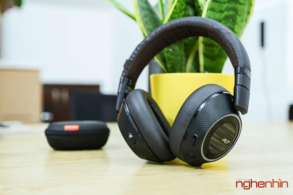 Trải nghiệm Plantronic Backbeat pro 2, headphone chống ồn chủ động với giá dễ chịu ảnh 8
