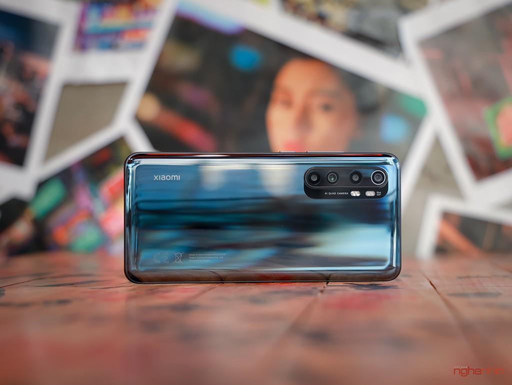 Đánh giá Xiaomi Mi Note 10 Lite: cắt giảm camera nhưng không mất đi sự hấp dẫn ảnh 2