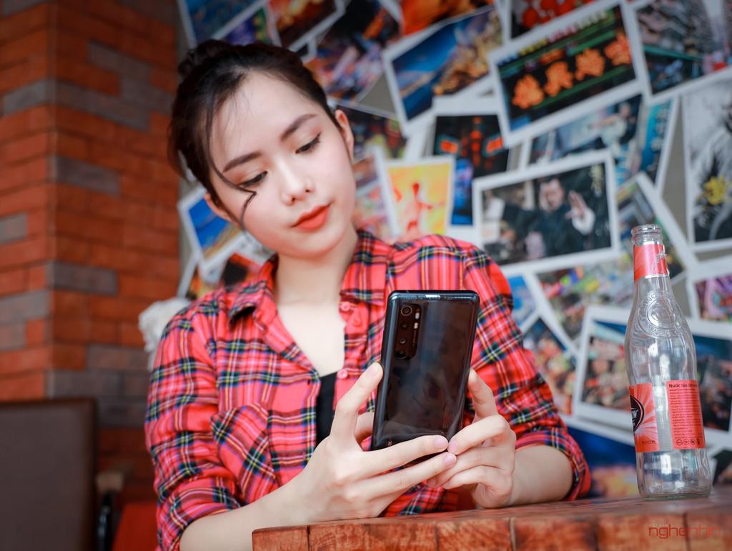 Đánh giá Xiaomi Mi Note 10 Lite: cắt giảm camera nhưng không mất đi sự hấp dẫn ảnh 15