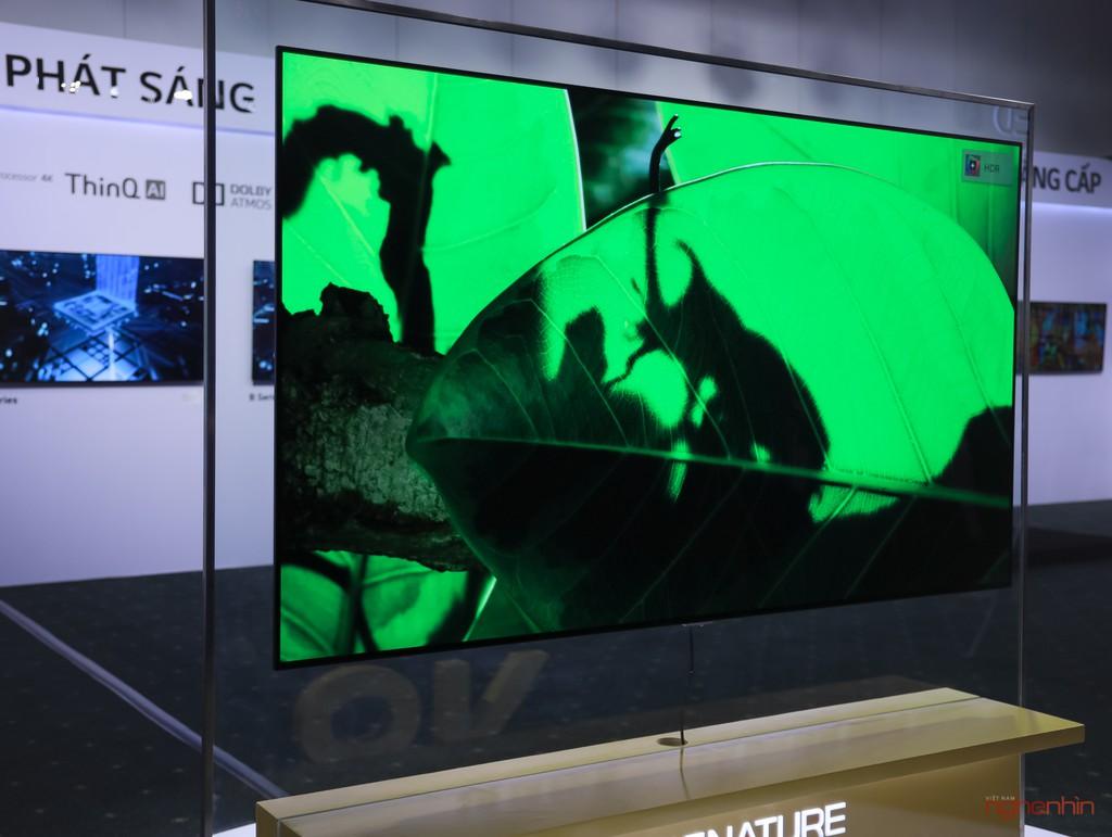 Đánh giá nhanh TV LG SIGNATURE OLED 8K đầu tiên và duy nhất trên thế giới giá 490 triệu  ảnh 7
