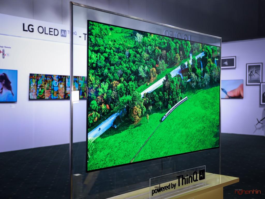 Đánh giá nhanh TV LG SIGNATURE OLED 8K đầu tiên và duy nhất trên thế giới giá 490 triệu  ảnh 8