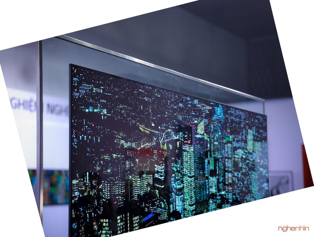 Đánh giá nhanh TV LG SIGNATURE OLED 8K đầu tiên và duy nhất trên thế giới giá 490 triệu  ảnh 10