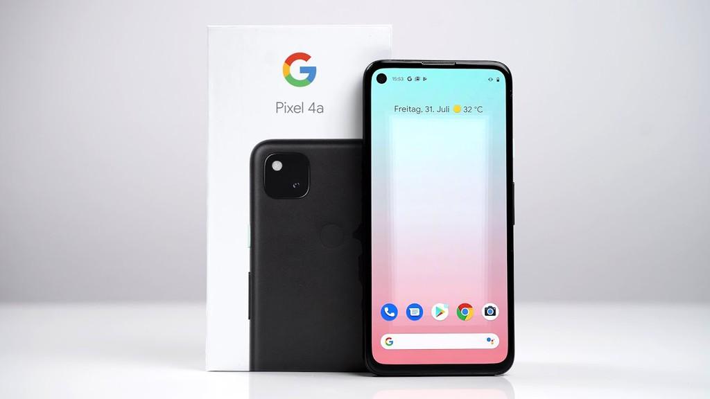 Google Pixel 4a ra mắt: Snapdragon 730G, camera như Pixel 4, giá 349 USD ảnh 2