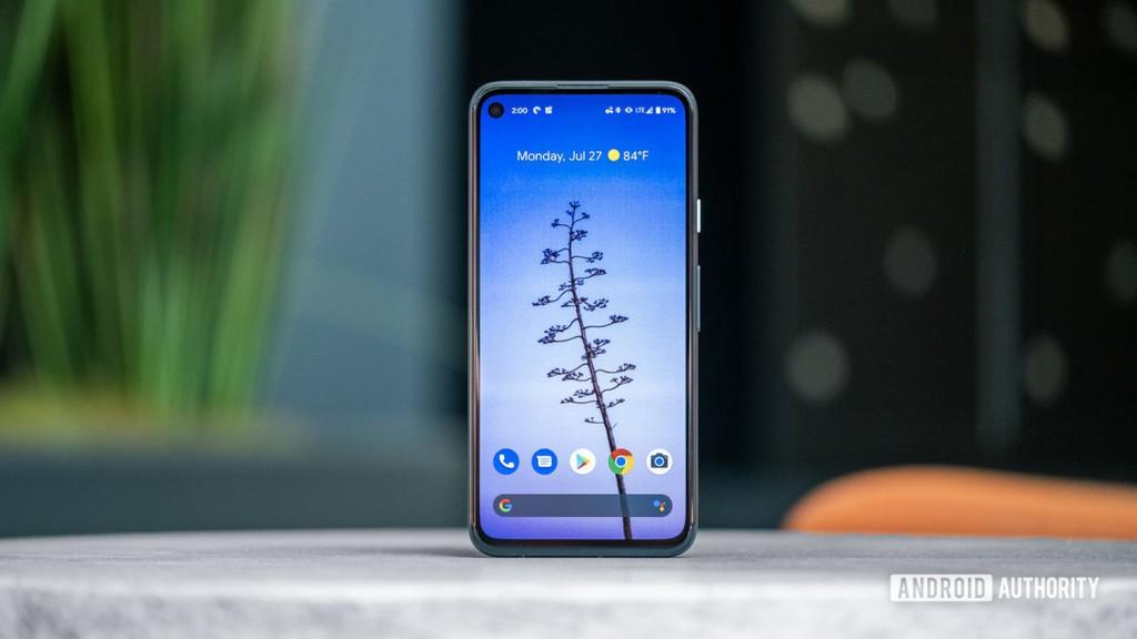 Google Pixel 4a ra mắt: Snapdragon 730G, camera như Pixel 4, giá 349 USD ảnh 3