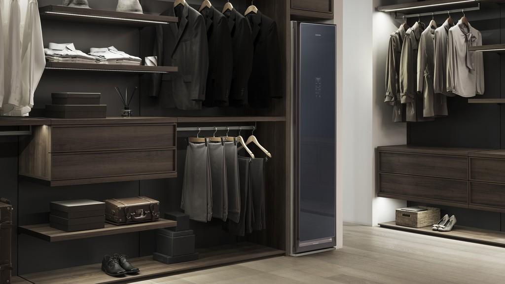 Samsung ra mắt tủ chăm sóc quần áo thông minh AirDresser giá 50 triệu ảnh 1