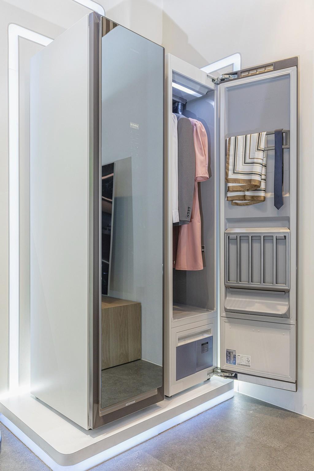 Samsung ra mắt tủ chăm sóc quần áo thông minh AirDresser giá 50 triệu ảnh 6