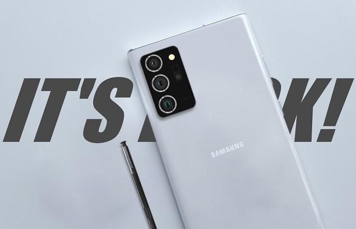 Tất tần tật về Galaxy Note 20 và các sản phẩm chuẩn bị ra mắt ảnh 1