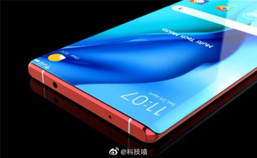 """Rò rỉ hình ảnh Huawei Mate 40 series với cụm camera """"siêu to khổng lồ"""" ảnh 4"""