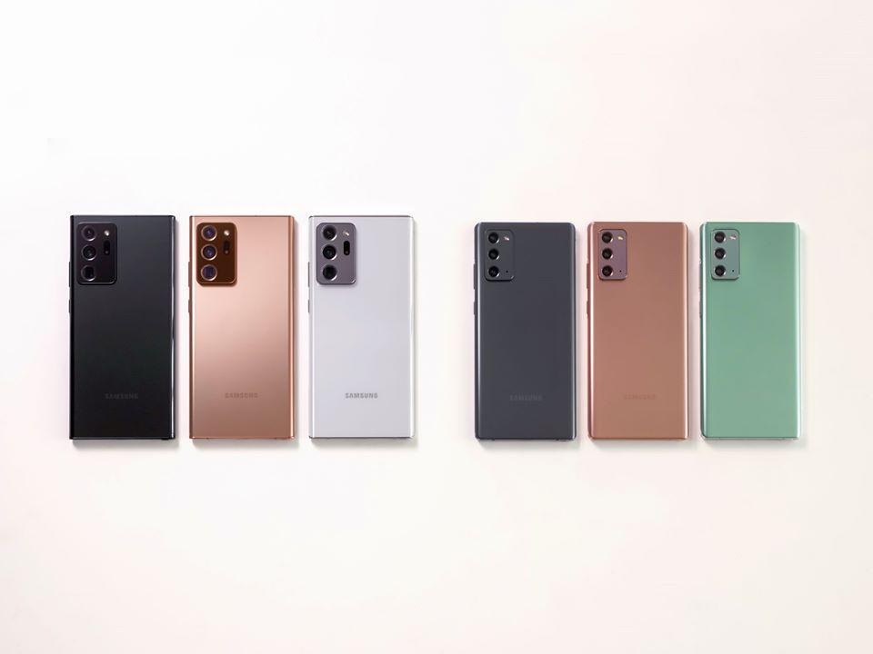 Ngắm Galaxy Note20 và những người bạn trong màu áo mới siêu đẹp, xem trực tiếp sự kiện ra mắt ảnh 12