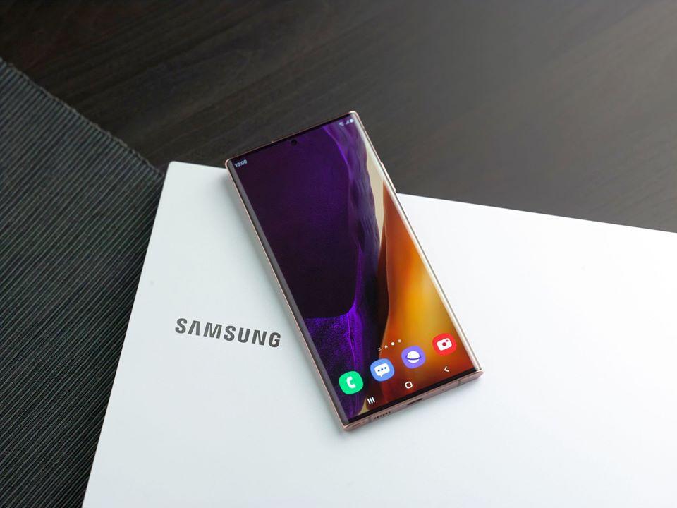 Ngắm Galaxy Note20 và những người bạn trong màu áo mới siêu đẹp, xem trực tiếp sự kiện ra mắt ảnh 8