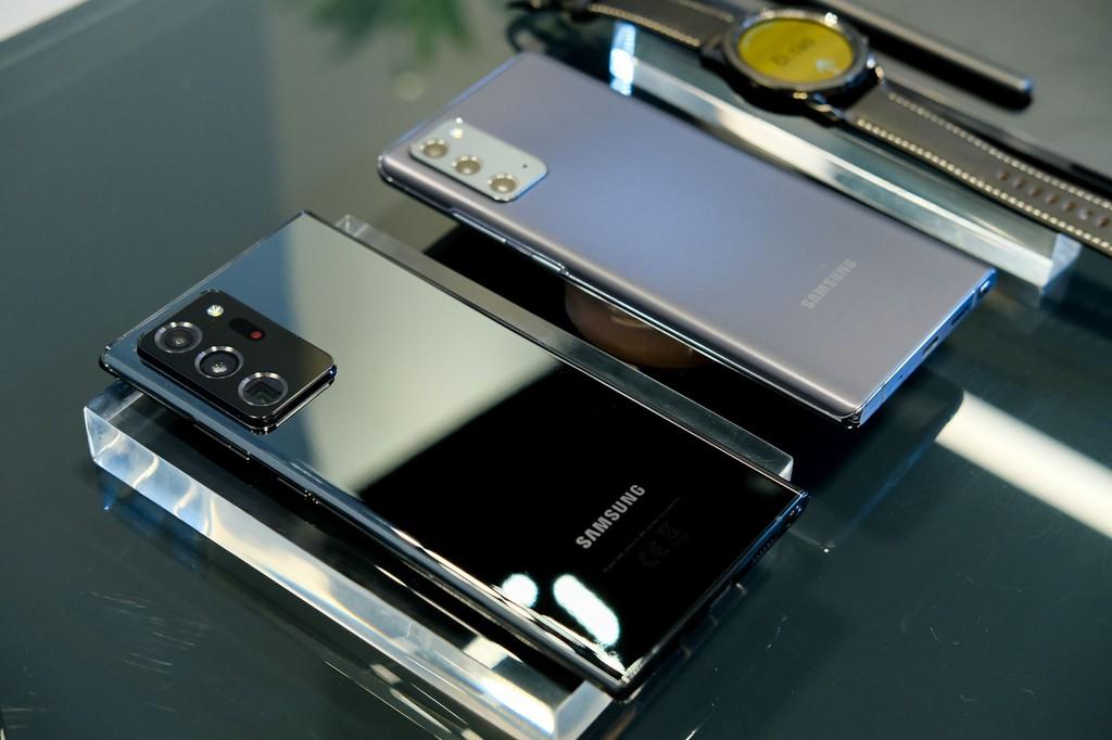 Galaxy Note20 series ra mắt tại Việt Nam: giá từ 24 triệu, quà 6 triệu, bán từ 21/8 ảnh 1