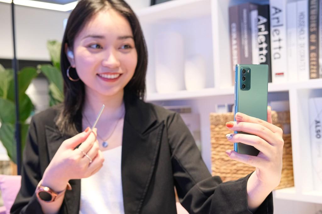 Galaxy Note20 series ra mắt tại Việt Nam: giá từ 24 triệu, quà 6 triệu, bán từ 21/8 ảnh 2