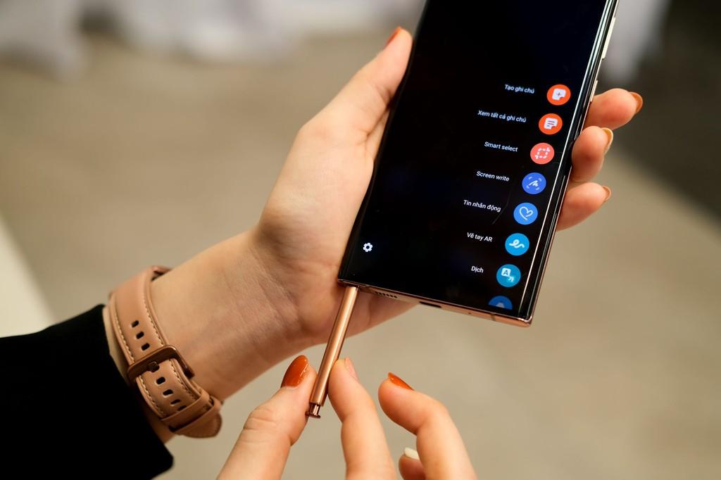 Galaxy Note20 series ra mắt tại Việt Nam: giá từ 24 triệu, quà 6 triệu, bán từ 21/8 ảnh 4